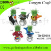 Lastest Factory Price Grass Head Toys Creative Unique Items Promotional Corporate Gift Shop