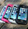 Caisse imperméable à l'eau du téléphone 6 multicolores en plastique populaires neufs