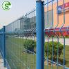 Marché de Maurice Hot Sale enduit de PVC panneaux de treillis métallique soudé Nylofor 3D pour le résidentiel de clôture