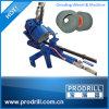 Broyeur à ciseaux pneumatiques pour acier intégral
