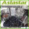 Automatische PLC-Steuersaft-Getränkeglasflaschen-Maschinen-füllende Zeile