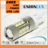 Indicatore luminoso di freno bianco di T20 LED per l'automobile