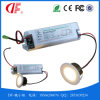 LED Emergency Light와 Emergency Driver Function를 가진 1-3W LED Emergency Down Lamp
