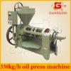 Modello di macchina di Exepller dell'olio di granelli della palma dell'estrattore dell'olio vegetale del nocciolo di palma Yzyx130