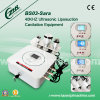 Bs03 Melhor modelagem do corpo de remoção de celulite cavitação equipamento de beleza