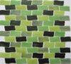 Mosaico esterno di vetro macchiato