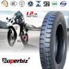 Neumático de la motocicleta (2,75-17) para los accesorios de la motocicleta.