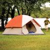 أسرة يخيّم خيمة خارجيّة