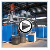 пластичная дуя прессформа 3000L делая машинное оборудование для цистерны с водой