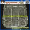 In profondità elaborando disinfettando lavaggio industriale della scatola di plastica del cestino