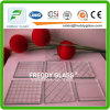 Rimuovere il vetro collegato, vetro modellato collegato radura