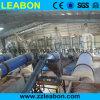 Tamburo essiccatore rotativo della biomassa economizzatrice d'energia