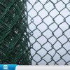 Belle frontière de sécurité enduite de maillon de chaîne de PVC pour le jardin et le stade