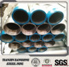 Tubo de acero galvanizado andamio de Sch 40 ERW