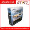 DVB-S2 Openbox S9 do receptor de satélite de alta definição