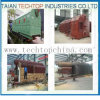 8ton Steam Output Horizontal Wood Pellet Biomass Boiler
