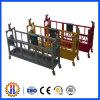 Zlp Serien-Aufbau-Hebevorrichtung-Aufzug-Plattform-Gondel verschobene Plattform