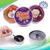 Изменение температуры камеди руки DIY поворачивает шлам цвета придурковатым для замазки игрушек малышей магнитной думая