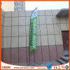 Bandierine all'ingrosso personalizzate della piuma per esterno