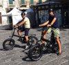48V 500W 20  접히는 뚱뚱한 타이어 바닷가 눈 전기 자전거