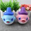 Heißer Verkauf Kawaii Wal-lustiges Indonesien-langsames steigendes Squishy Spielzeug