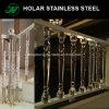 Modèles matériels acryliques de poste de Balusterade d'acier inoxydable