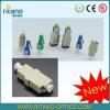 LC/UPC do tipo de adaptador de impacto de fibra óptica de 3dB do Atenuador