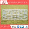 Лазерной резки алюминиевые перфорированные панели/ Mashrabiya резного стекла для архитектурных декоративных делитель