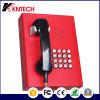 Телефон Knzd-27 вандала телефона приспособления Sos внутренной связи телефона крена упорный