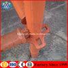 Het Systeem van de Steiger van Quicklock van het Type van Afrika voor de Tijdelijke Fabriek van het Platform in Guangdong Foshan