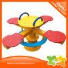 El parque de diversiones al aire libre silla giratoria doble empuñadura Venta de equipo de los niños