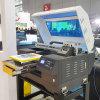 Impresora dual de materia textil de las pistas directa a la impresora de la ropa