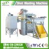 Huaxing Exkavator-Wannen-Zähne Stahl oder Gummi Gleiskette-Typ Granaliengebläse-Maschine