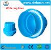 Dehuan beste Qualitätswäscherei-Schutzkappe mit weißem Ring innerhalb der Fabrik