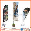Publicidad al aire libre Parque de Atracciones de la playa Ala Bandera banderas