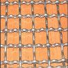 装飾的な電流を通されたひだを付けられた金網(TYE-26)