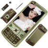 AfMV15A-Dの携帯電話、2.8inch、二重Sims/BluetoothのホンダCbr900rr 954 2002-2003年のためのTV/Fmtermarket整形