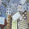 薬剤のパッキングホイル