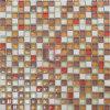 Mattonelle di mosaico di vetro utilizzate cucina con marmo (CS008)