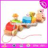 Игрушки самого лучшего поезда DIY воспитательные для малышей W05c086