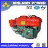 水平のISO9001/ISO14001の空気によって冷却される4打撃のディーゼル機関R170