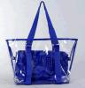 2017 Saco de praia de saco de mão de plástico novo da moda de verão (BDMC134)