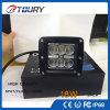 Auto Lichte Fabriek CREE voor de LEIDENE van de Auto 18W Lampen van het Werk