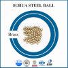 13.4938m m 17/32 '' bolas de cobre amarillo de H62 H65 para la venta