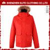 Vermelho barato de venda quente por atacado do revestimento do Snowboard (ELTSNBJI-63)