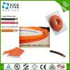 сертификат CE гибкие медные резиновую оболочку кабеля сварки