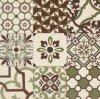 Neuer Entwurf glasig-glänzende Muster-Fliese für Wand-Dekoration