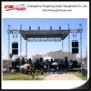 Bonne truss structure aluminium pour le concert scène système recourbé