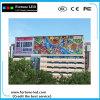 WWW 2016. Xxx pared al aire libre del vídeo de la visualización de LED de COM P8 HD