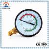 Medidor de Pressão do preço de fábrica com longa história do manómetro
